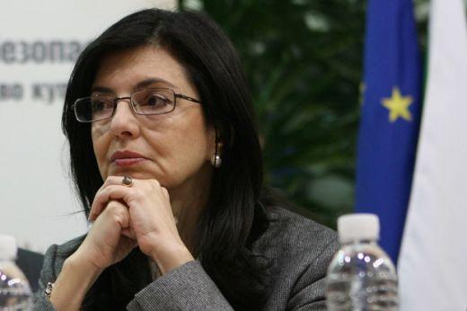 Кунева иска мандата, за да не обиди президента