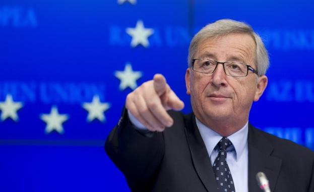 Юнкер иска ответни мерки срещу санкциите на САЩ срещу Русия