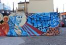 Центърът на София се превърна в графити алея за един ден