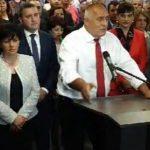 Борисов смята, че Радев, Цветанов, Манолова, Слави и БСП стоят зад атаките срещу него