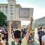 Два протеста в София